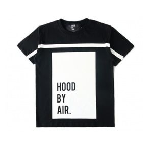 Hood By Air Designer Tee Medium